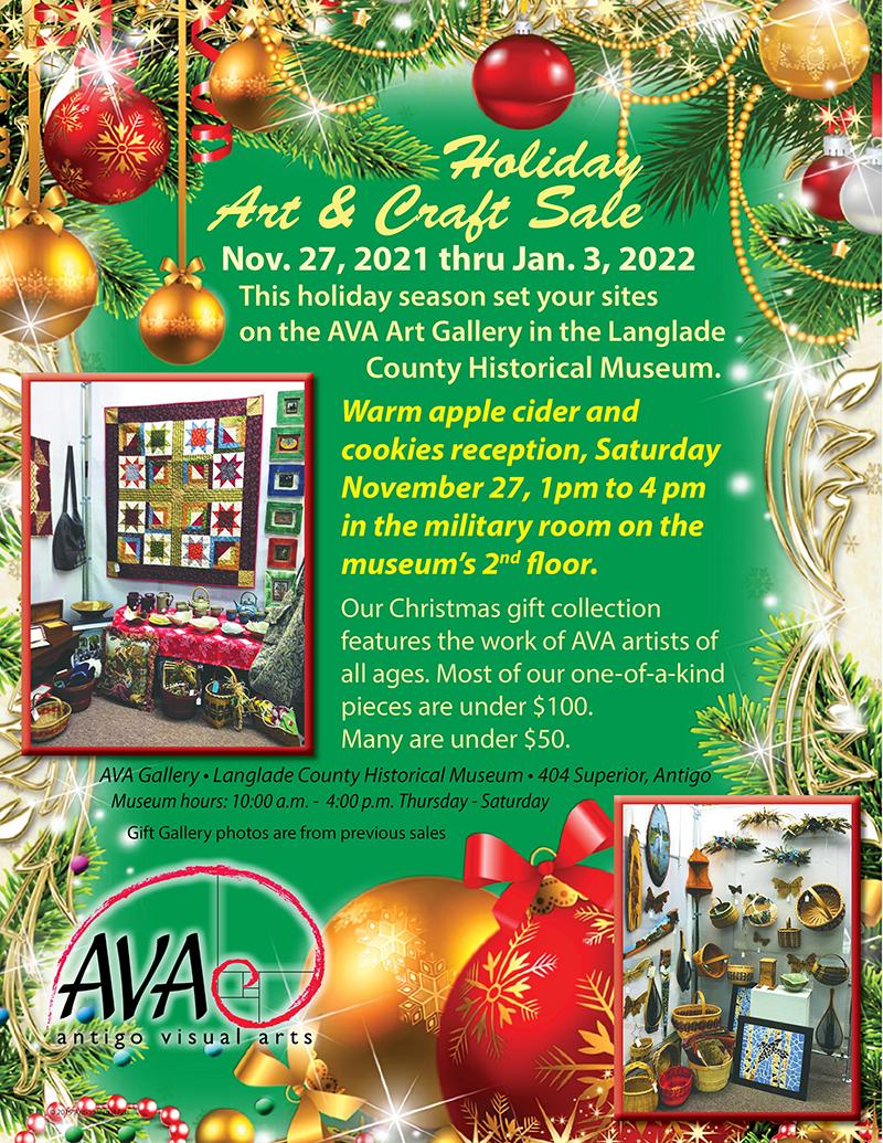 AVA 2021 Holiday Sale