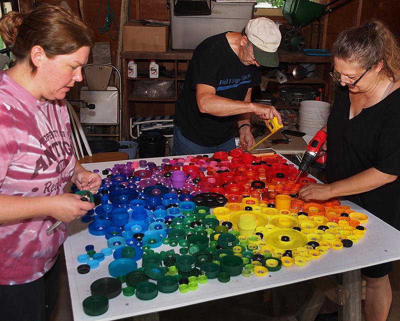 Bottlecap Artists